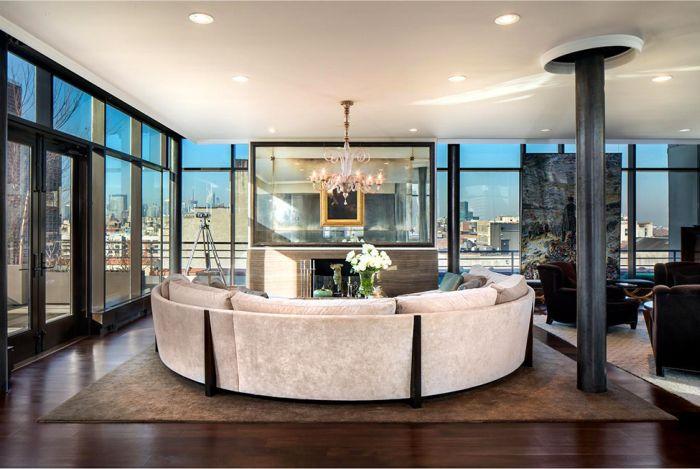 You Can Buy Jon Bon Jovi's Penthouse For $ 37.5 million (22 pics)