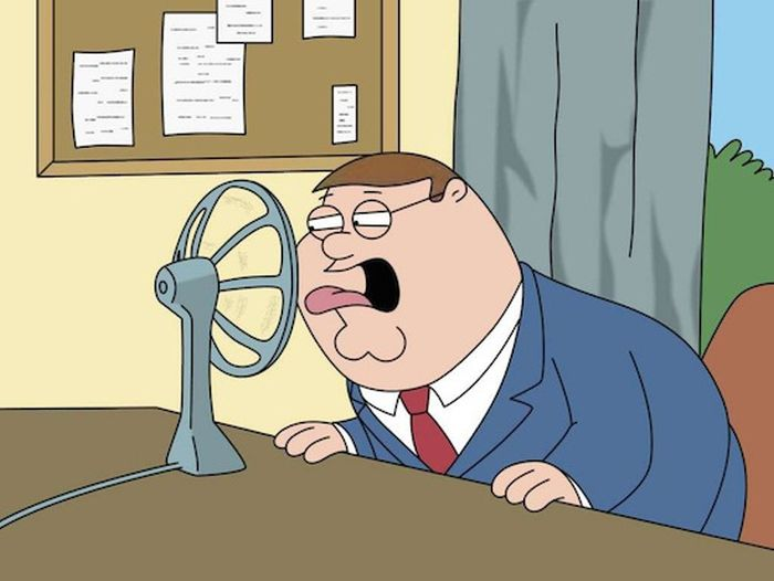Peter Griffin Is The Coolest Person On Instagram (20 pics)