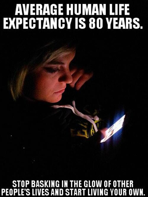 Don't Be A Slave To Your Cell Phone (38 pics)