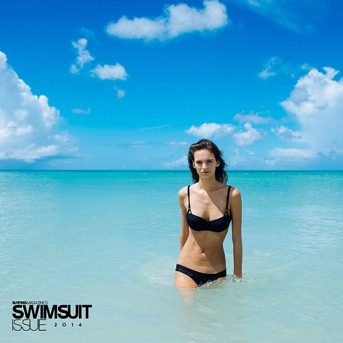 The Hotties Of Surfing Magazine's 2014 Swimsuit Issue (39 pics)