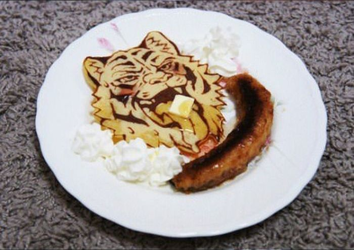 The Coolest Pancake You're Ever Going To See (8 pics)