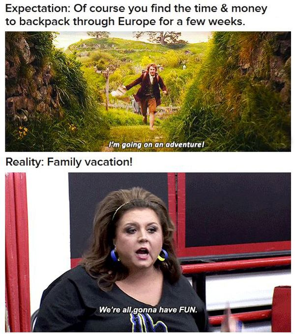 The Best Summer Ever: Expectations Vs Reality (19 pics)