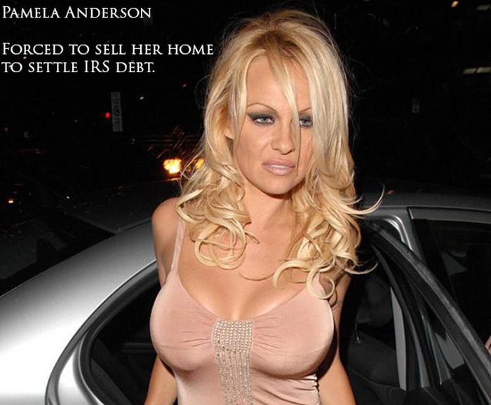 These Celebs Were Once Rich But Now They're Broke (10 pics)