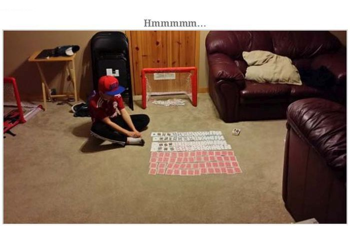 The Most Epic Birthday Scavenger Hunt Ever (31 pics)