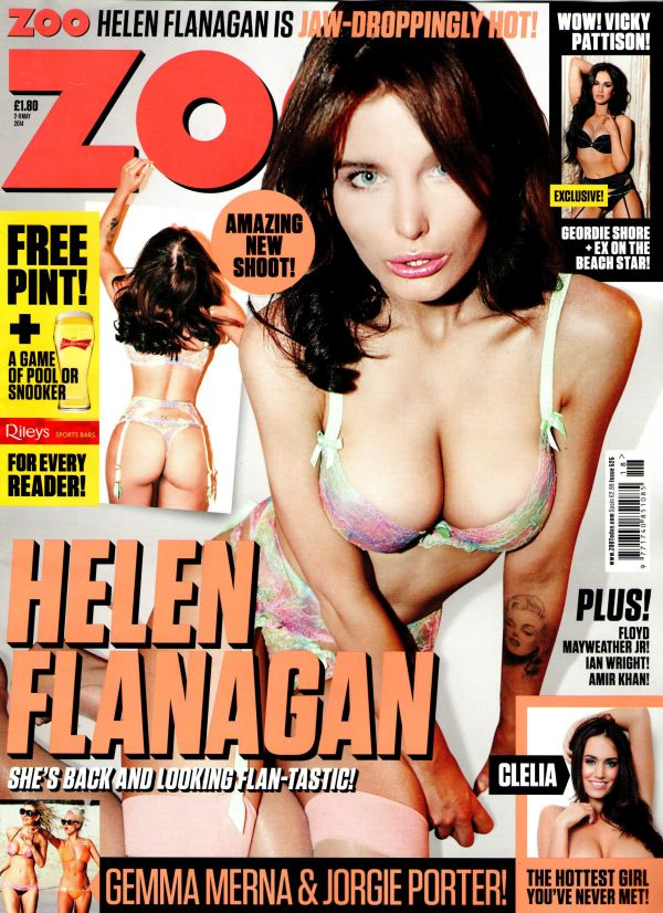 Helen Flanagan Has Never Looked So Good (9 pics)