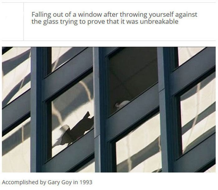 The Most Ironic Deaths Of All Time (25 pics)