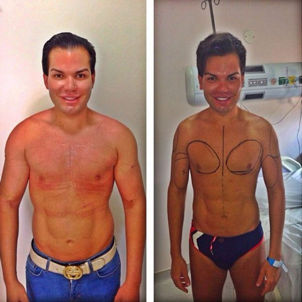 This Guy Became A Real Life Ken Doll (23 pics)