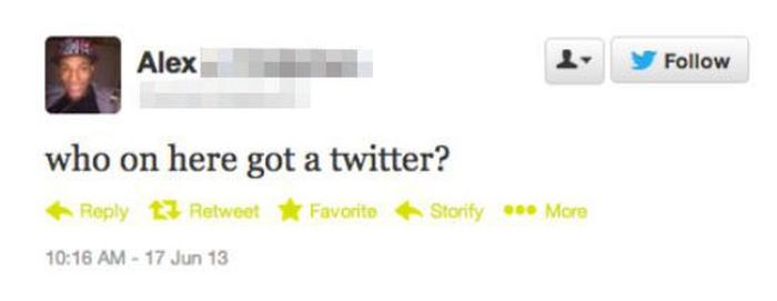 The Dumbest Twitter Users You'll Ever See (23 pics)