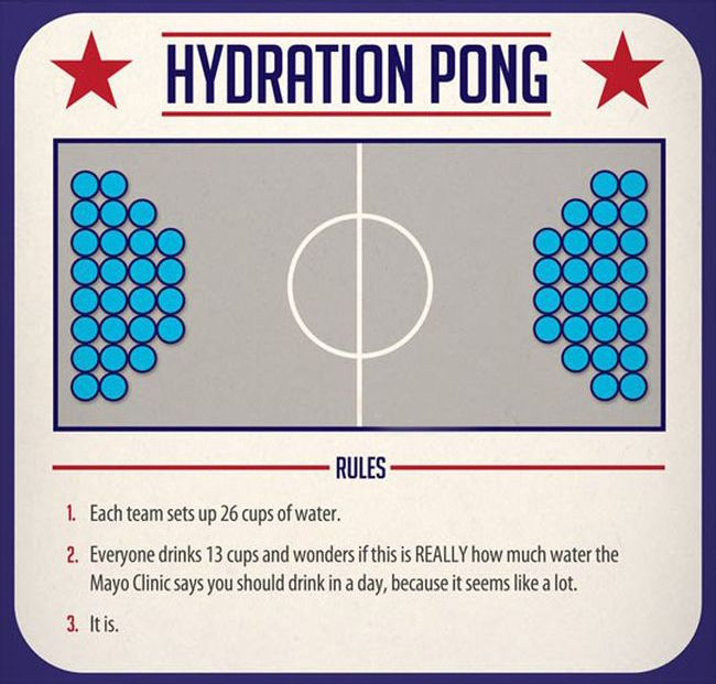 7 Versions Of Beer Pong You've Never Played Before (7 pics)