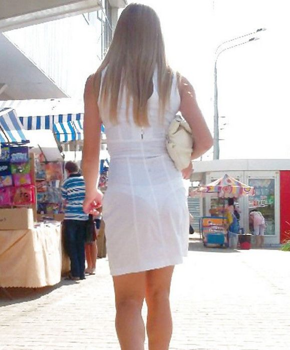 18e6dbcef5b See Through Dresses With A Great View (47 pics)