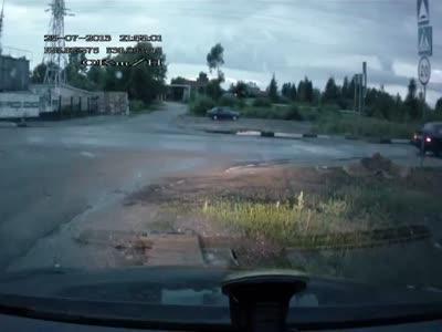 Speed Bumper In Russia