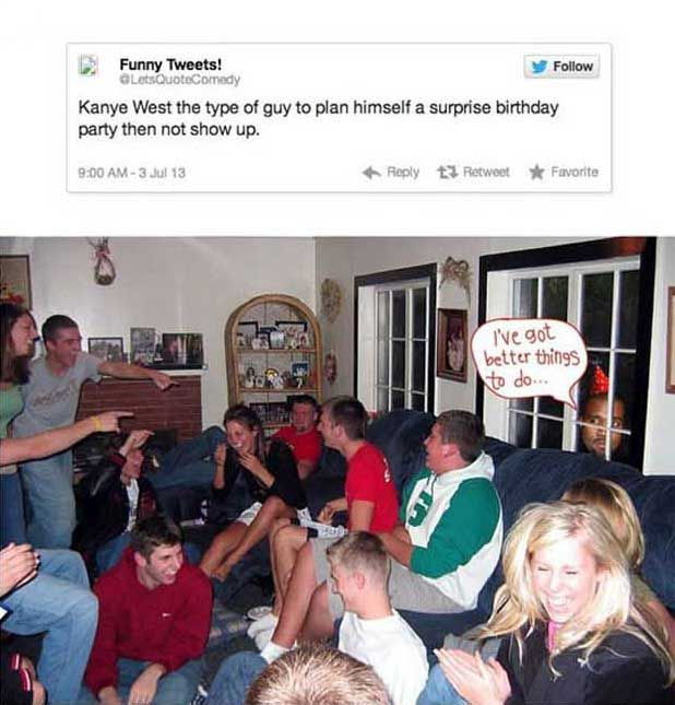 The Most Accurate Descriptions Of Kanye West Ever (12 pics)