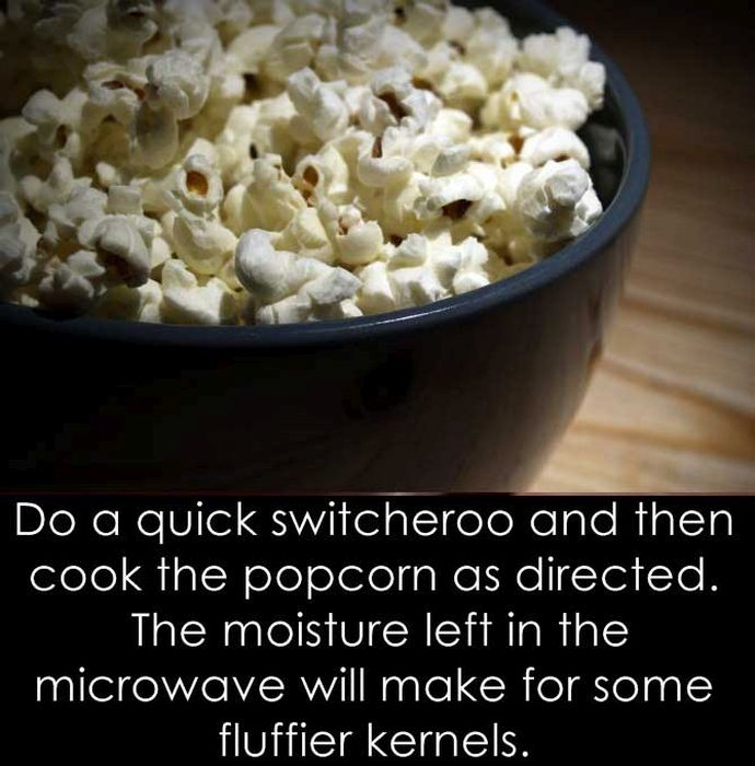 Awesome Life Hacks To Use In The Microwave (22 pics)