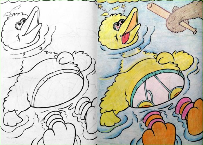 These Coloring Books Are Way Cooler Now (23 pics)