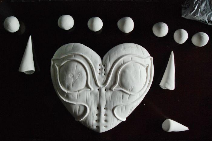 A Real Life Majora's Mask From Legend Of Zelda (15 pics)