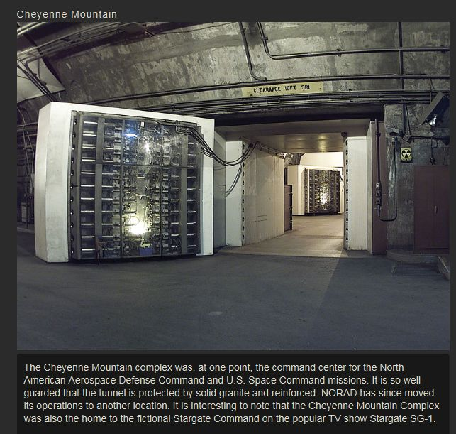 The 10 Most Heavily Guarded Locations On Earth (10 pics)