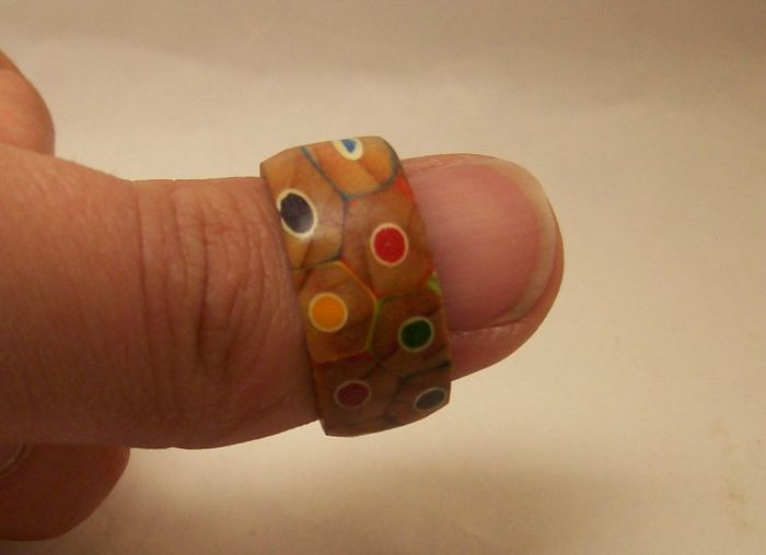 The Most Colorful Ring Ever (14 pics)