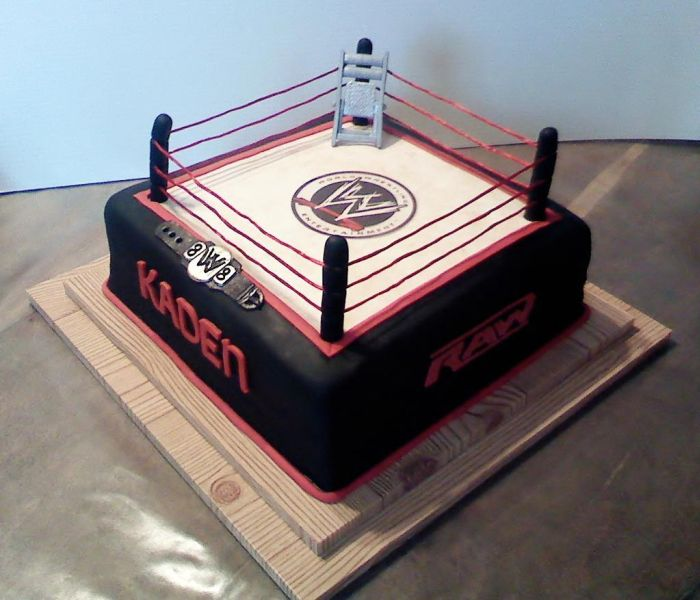 The Coolest Sports Themed Cakes Ever Created (32 pics)