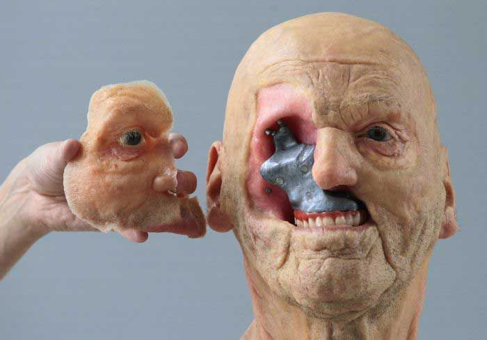 Amazing 3D Model Looks So Real (3 pics)