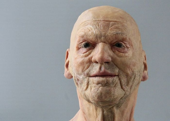 Amazing 3D Model Looks So Real (3 pics)