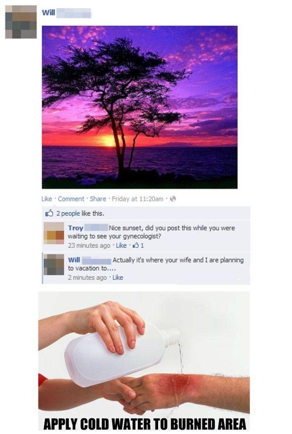 Facebook Fails and Wins. Part 6 (35 pics)