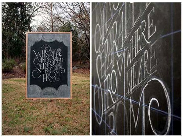Anonymous Students Create Works Of Art With Chalk (28 pics)