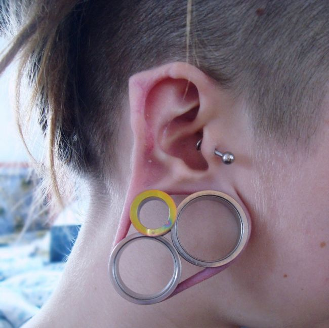 Body Transformations With Body Modification (26 pics)