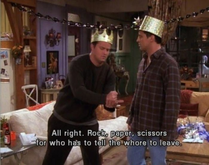 Best One Liners Of Chandler From Friends (33 pics)