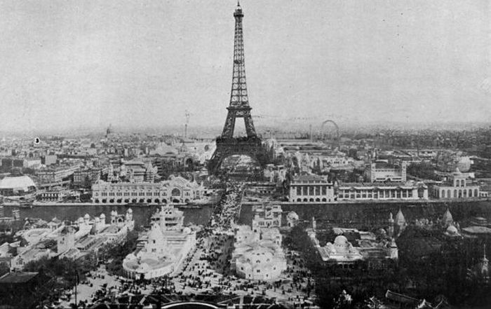 The World's Most Iconic Cities Back Then And Today (38 pics)