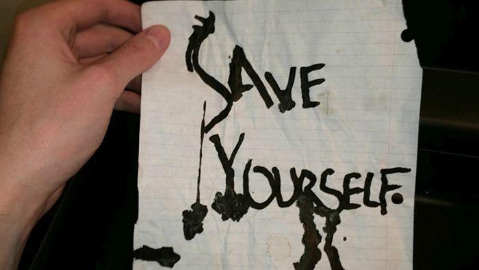Creepy Treasure Found In The Crawl Space (13 pics)