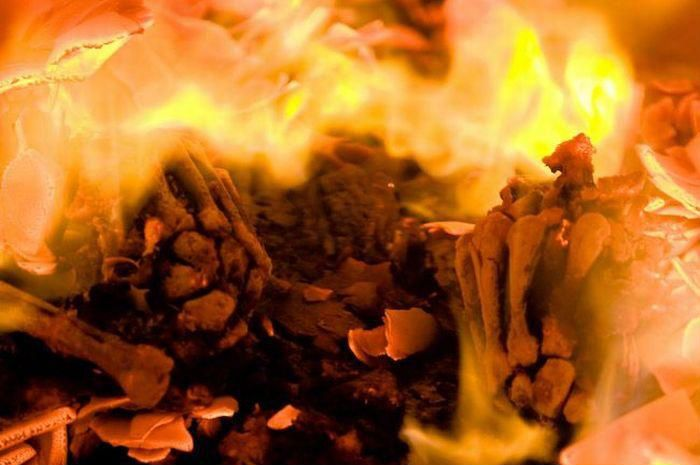 What Actually Happens When A Body Is Cremated (3 pics)