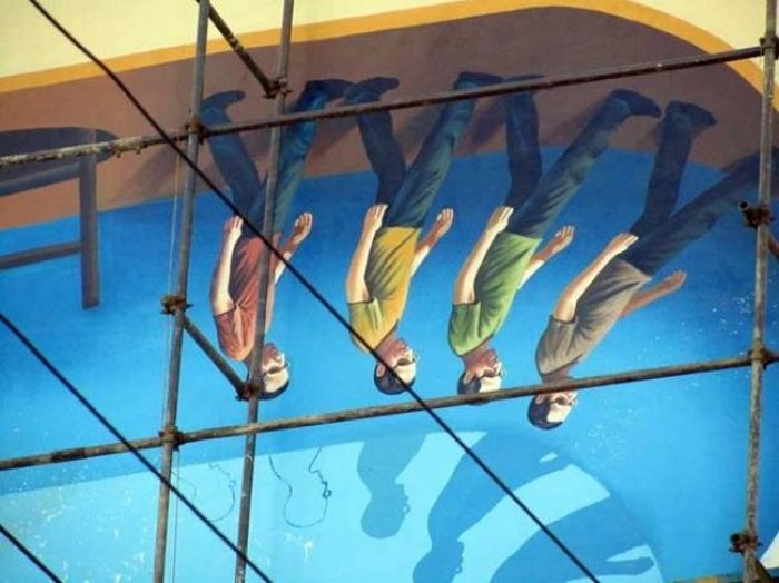 Mind Bending Street Art That Will Blow You Away (30 pics)