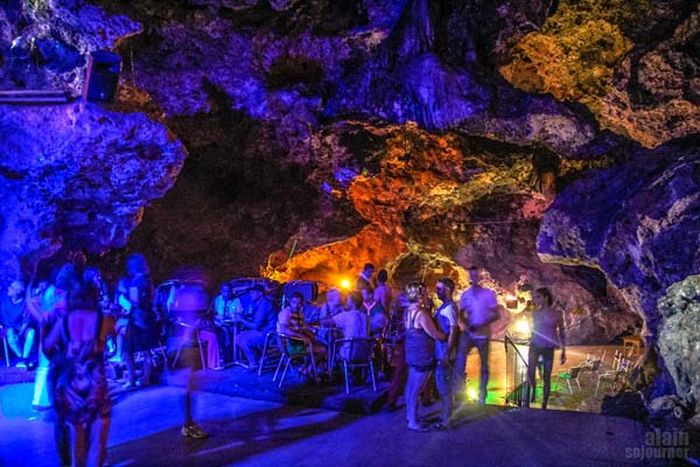 This Cave Is An Awesome Party Spot (19 pics)