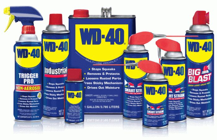 13 Great Things You Can Do With WD-40 (13 pics)