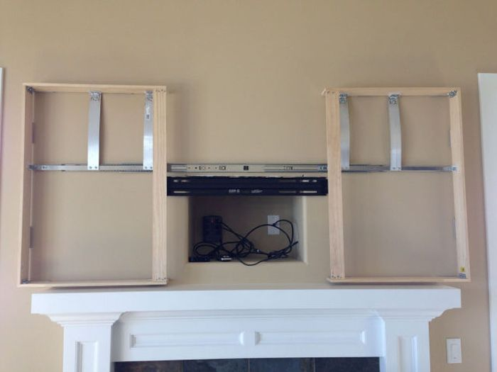 You Would Never Know That There's A TV Under Here (11 pics)
