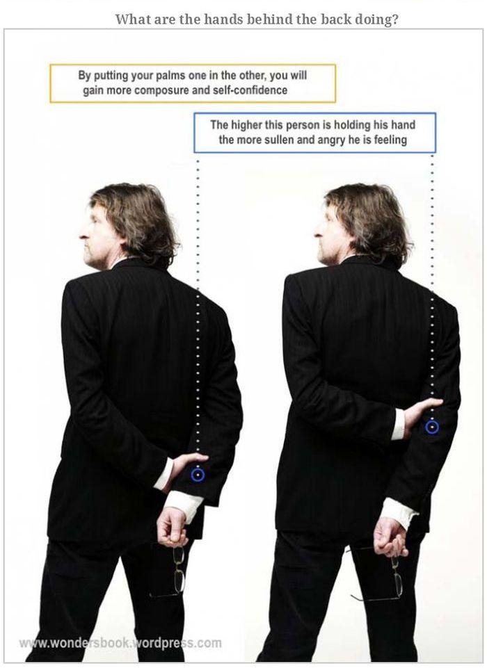Learn The Secrets Of Body Language (14 pics)