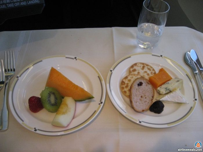 Amazing Meals You Can Get In First Class (61 pics)
