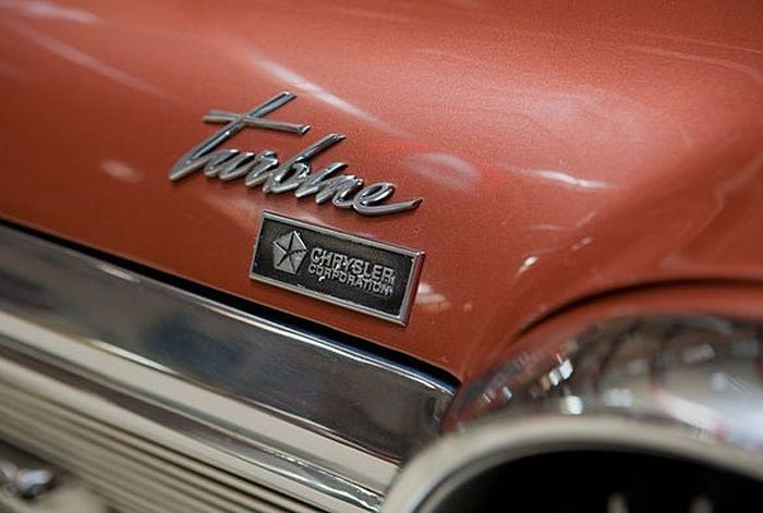 The Long Forgotten Chrysler Turbine Car (12 pics)
