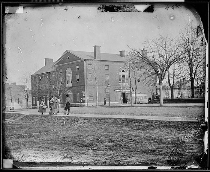 See How Washington D.C. Looked During The Civil War (27 pics)