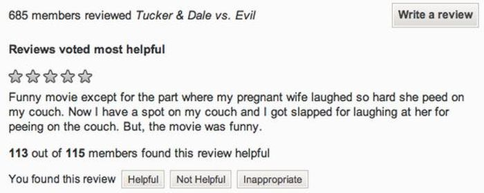 These Reviews Are Hilarious And Ridiculous (23 pics)