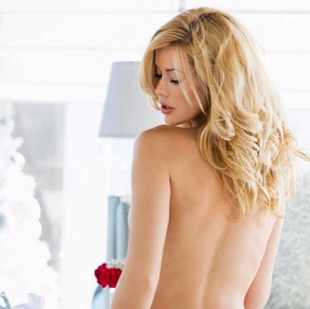 Meet Playboy's 2014 Playmate Of The Year (33 pics)