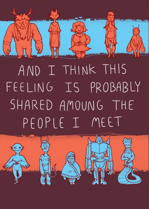 The Way People See Other People (10 pics)