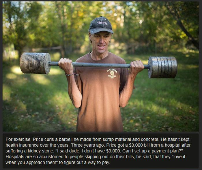 This Man Lives A Simple But Awesome Life (11 pics)