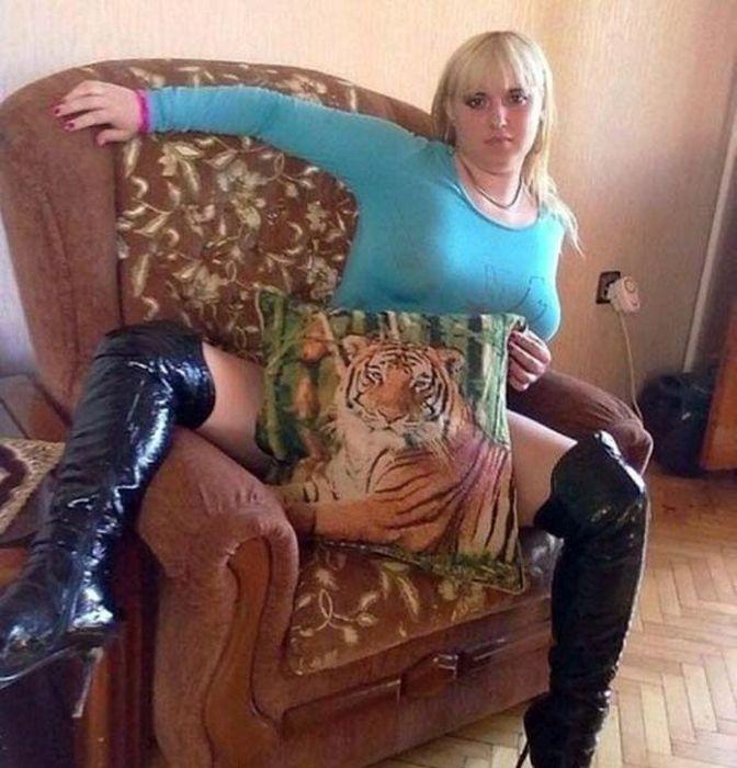 The Weirdest Russians On Social Media (56 pics)