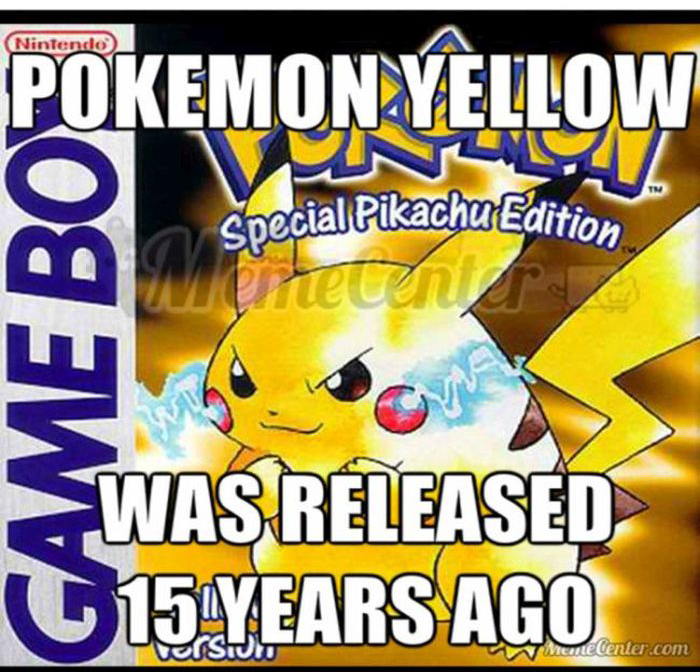 These Pictures Are Guaranteed To Make You Feel Old (17 pics)