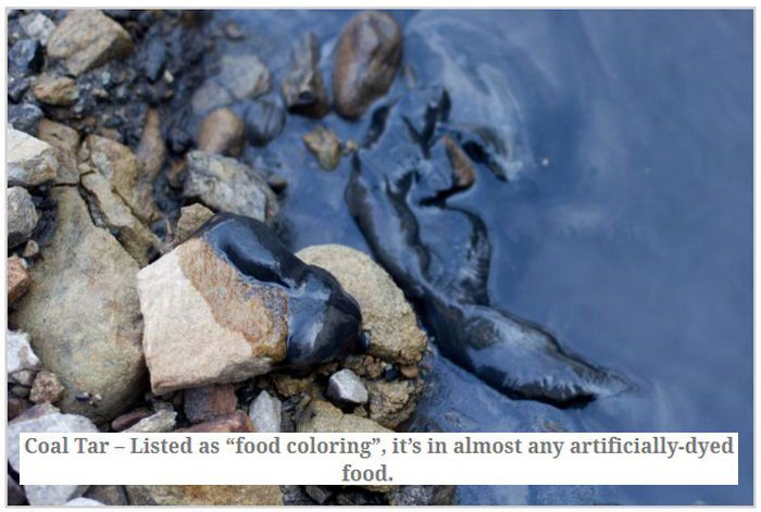 These Gross Ingredients Are In Food You Eat All The Time (9 pics)