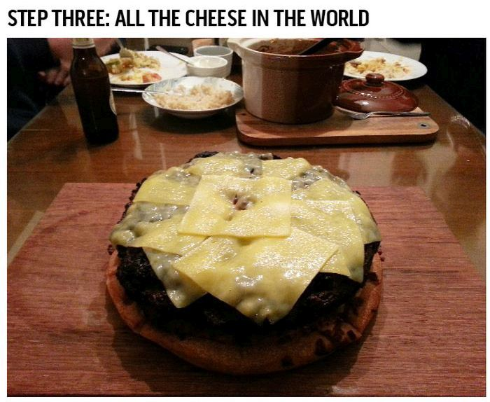This Burger Will Most Likely Kill You (15 pics)