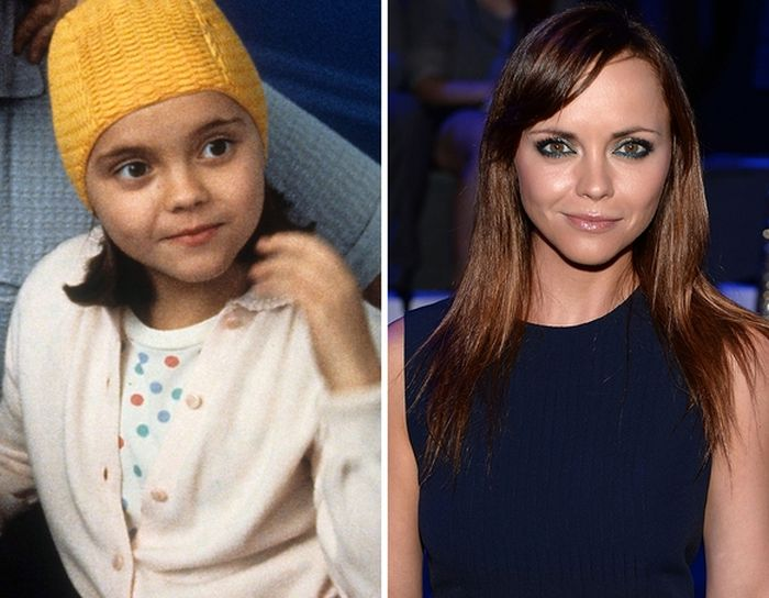 Child Stars Back In The Day And Today (61 pics)