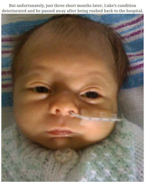 Mother Brings Her Dead Newborn Back To Life (7 pics)