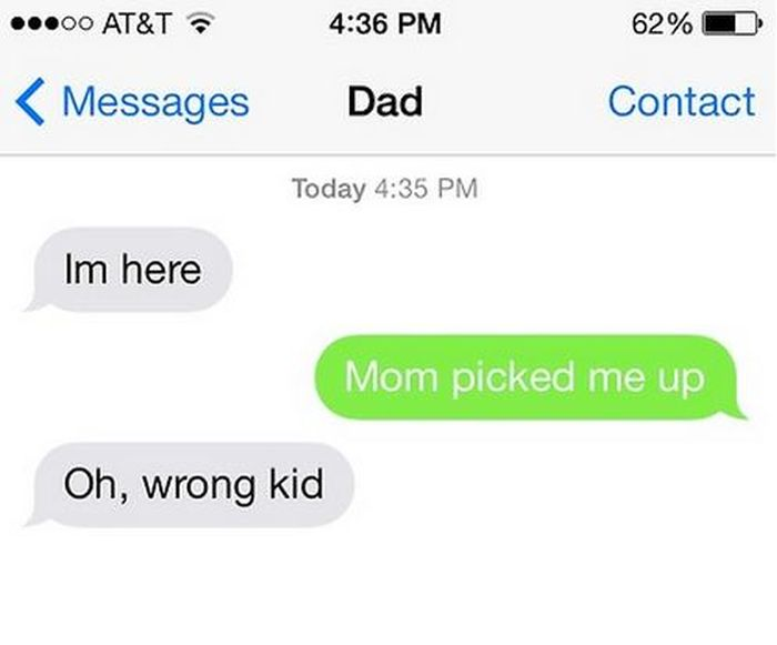 Parents Are Pros When It Comes To Embarrassing Kids (19 pics)